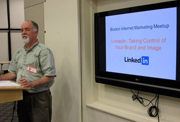 Boston Internet Marketing Meetup
