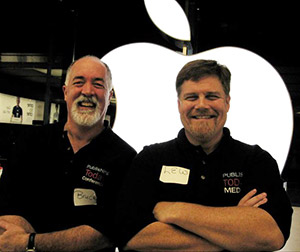 Bruce and Lew - Apple Video