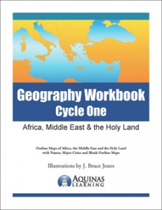 Geography Workbook - Cycle One
