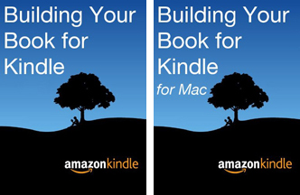 How to Format Your Books for Kindle, PC and Mac