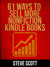 61 Ways to Sell More Non-Fiction Kindle Books