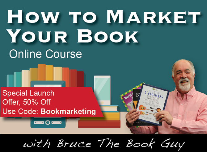 How to Market Your Book Online Course