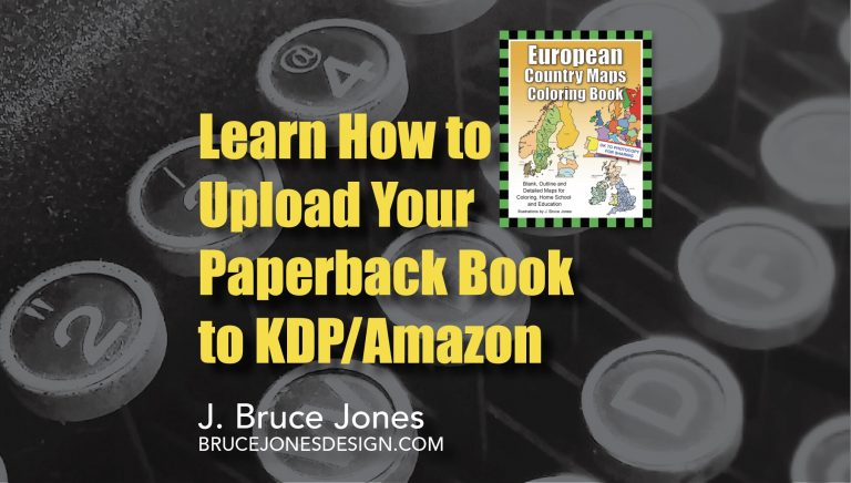 Learn how to upload your paperback book to kdp amazon