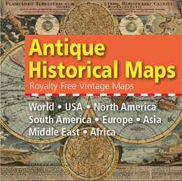 Antique Historical Maps