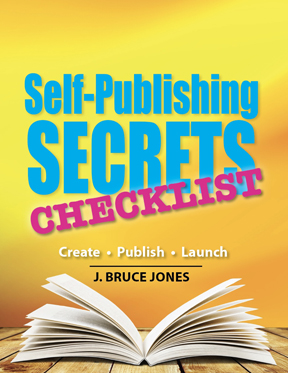 Self-Publishing SECRETS Checklist