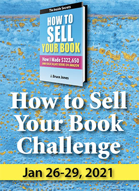 How to Sell Your Book Challenger