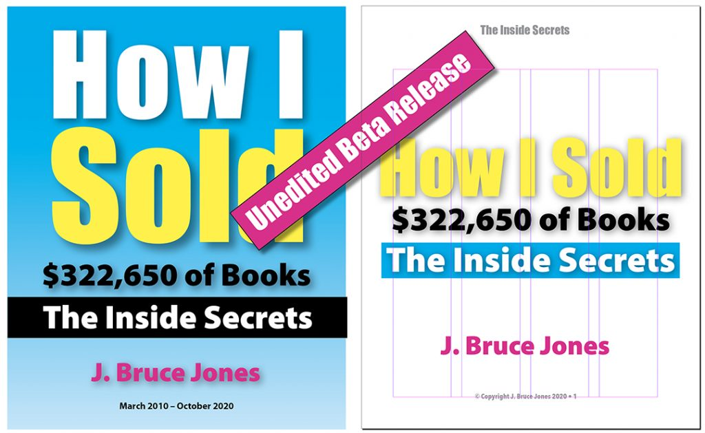 Day 3 How I Sold Book Cover Mock up Teaser