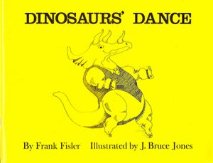Dinosaurs Dance children's book