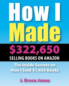 How I Made $322,650 Selling Books on Amazon book cover