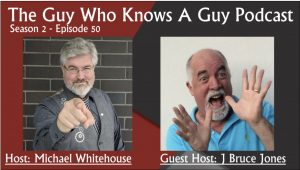 guy who knows a guy podcast michael whitehouse