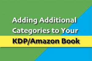 add additional categories to your KDP Amazon book