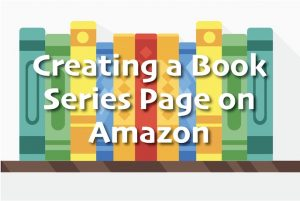 Amazon book Series page