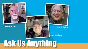 Ask us anything, bruce lew keith