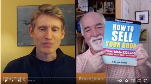 john tighe interviews bruce jones on how to sell your book