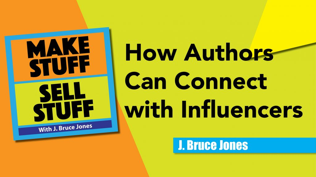 learn How Authors can connect with influencers