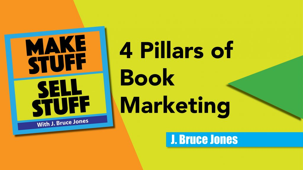The 4 pillars of book marketing S1 E3