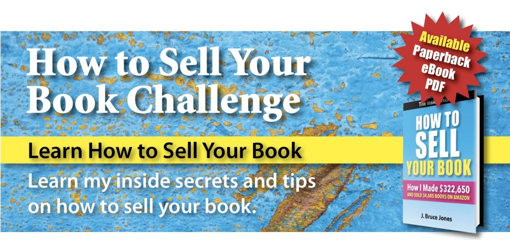 How to Sell Your Book Challenge